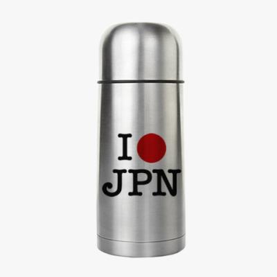Термос I love Japan