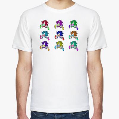 Футболка Муж. футболка SonicS