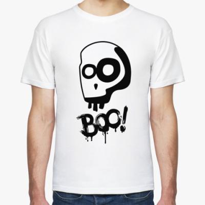Футболка Boo!