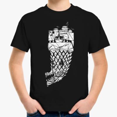 Детская футболка Игра престолов