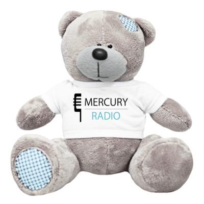 Плюшевый мишка Тедди Мишка Mercury Radio