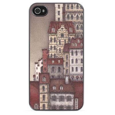 Чехол для iPhone Bavaria