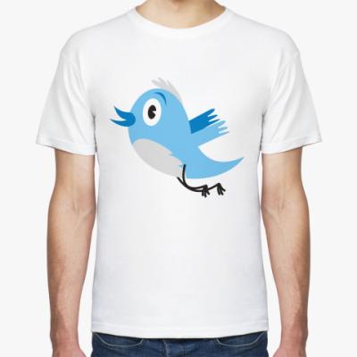 Футболка Твиттер