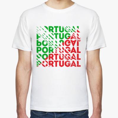 Футболка Сборная Португалии по футболу