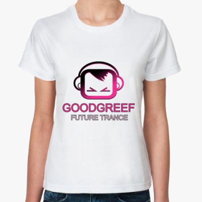 Классическая футболка GoodGreef
