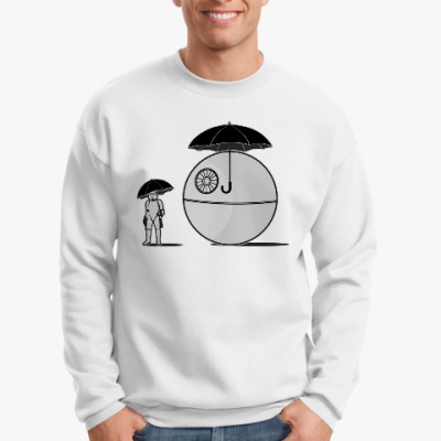 Свитшот My neighbor Death Star