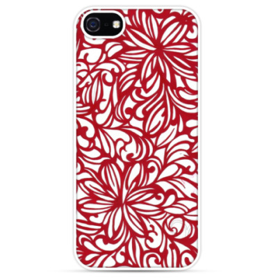 Чехол для iPhone Bali pattern
