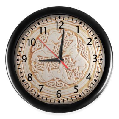 Настенные часы Скандинавия