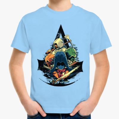 Детская футболка Ассасин