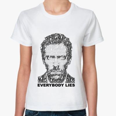 Классическая футболка EvrLies