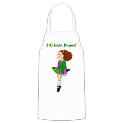 Фартук Irish dance