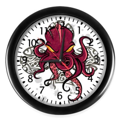 Настенные часы Спрут Раймондо