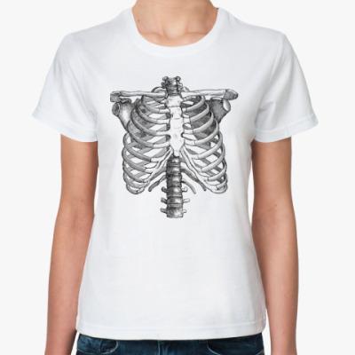 Классическая футболка Bones