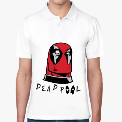 Рубашка поло Deadpool
