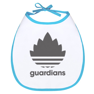 Слюнявчик Guardians