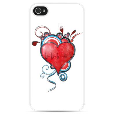 Чехол для iPhone Валентинка
