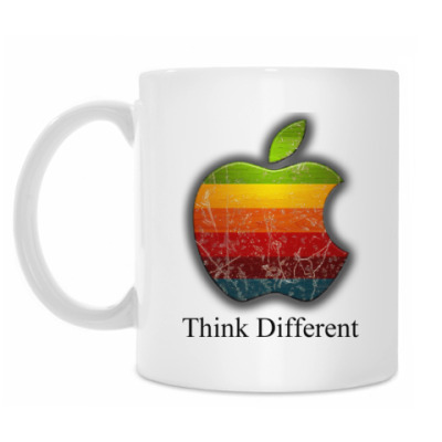 Кружка Think Different