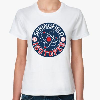 Классическая футболка The Simpsons