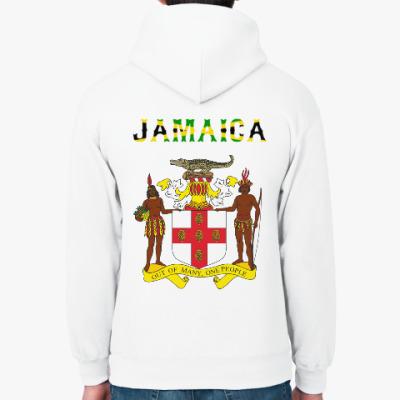 Толстовка худи Jamaica ProstoGeo