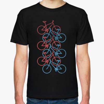 Футболка Велосипеды