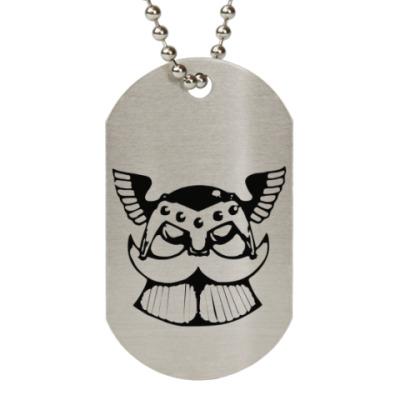 Жетон dog-tag WARHAMMER