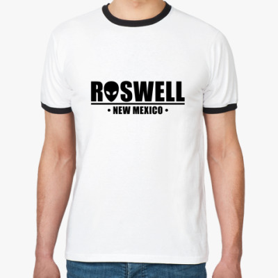 Футболка Ringer-T Roswell