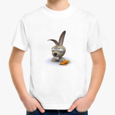 Детская футболка Детская футболка Funny Bunny