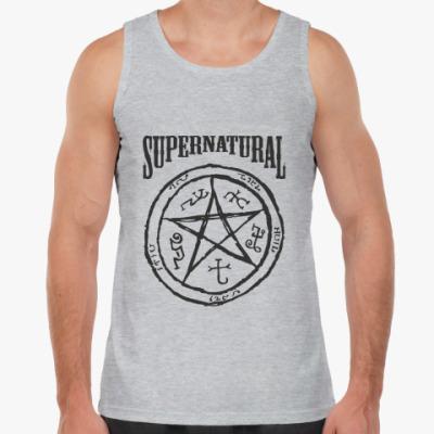Майка Devil's Trap - Supernatural