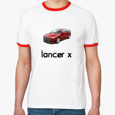 Футболка Ringer-T Lancer