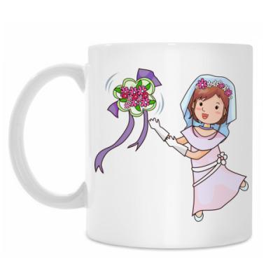 Кружка Невеста