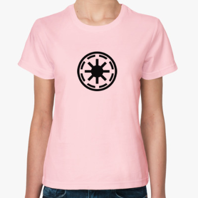 Женская футболка republic