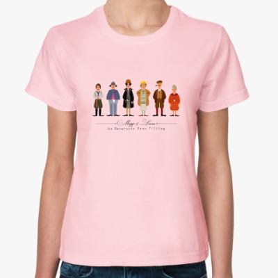 Женская футболка Mapp & Lucia