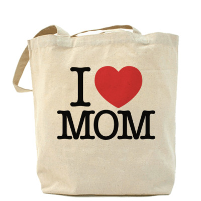 Сумка I love MOM!
