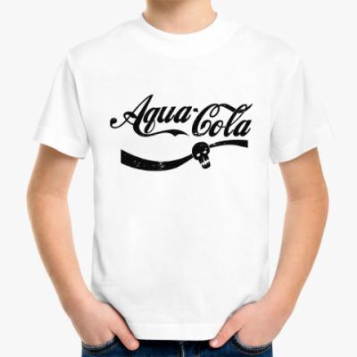 Детская футболка Безумный Макс : Aqua Cola