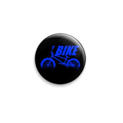 Значок 25мм Bike