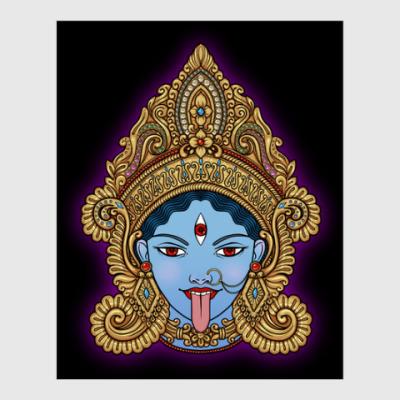 Постер Goddess Kali