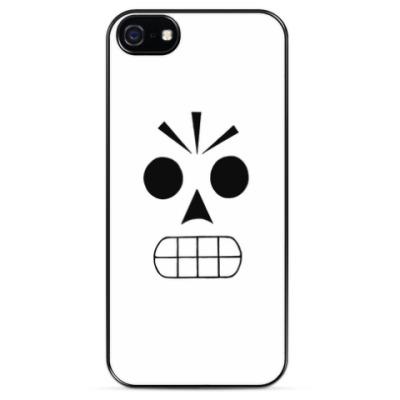 Чехол для iPhone Grim Fandango