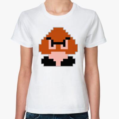Классическая футболка 'Гриб'