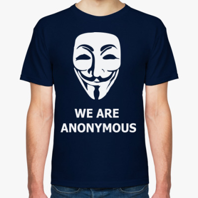 We are Anonymous - Гай Фокс