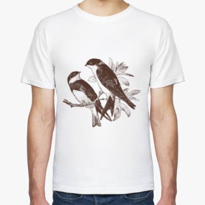 Футболка Bird Птица
