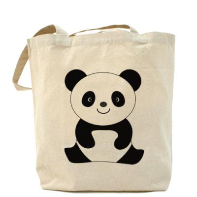 Сумка панда