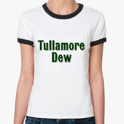 Женская футболка Ringer-T Tullamore Dew
