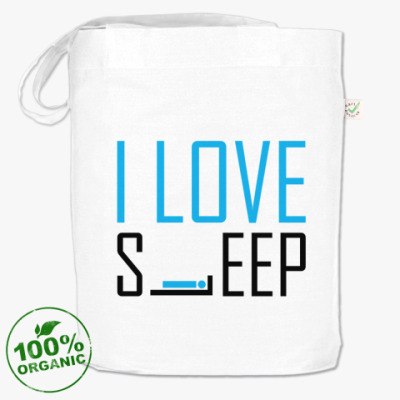 Сумка I LOVE SLEEP!