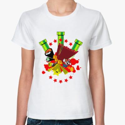 Классическая футболка Nintendo