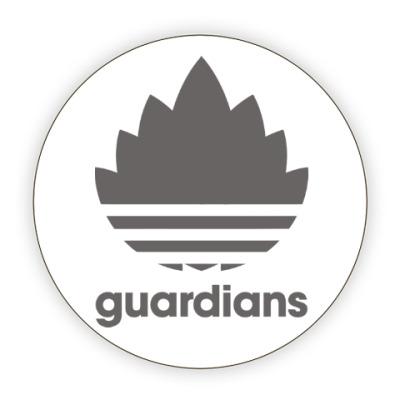 Костер (подставка под кружку) Guardians