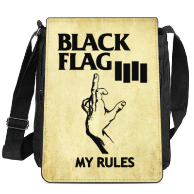 Сумка-планшет Black Flag