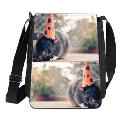 Сумка-планшет Крысы