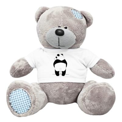 Плюшевый мишка Тедди Писающая панда