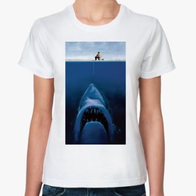 Классическая футболка Большой улов