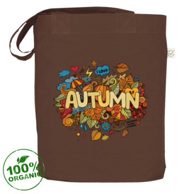 Сумка Сумка 'Я люблю Осень'